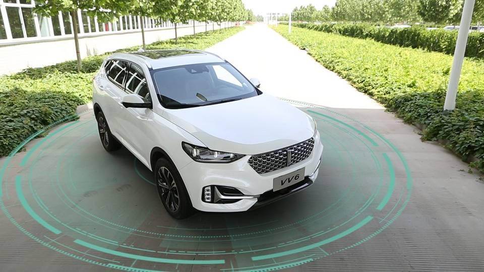 长城汽车推出生命体征监测技术,2021款WEY VV6将率先搭载 汽车殿堂